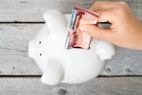We usually think of spending too much as a problem, but putting too much into savings can be problematic as well.