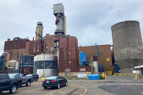 The Northern Pulp mill in Pictou County has been idled since 2020.
