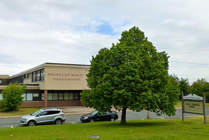 Prince of Wales Collegiate in St. John's, N.L.