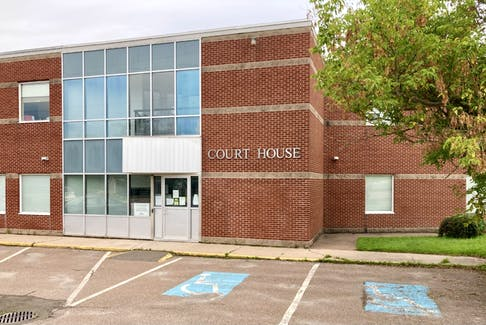 The Shubenacadie courthouse on Mill Village Road.