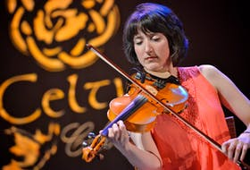 """As part of the 25th Celtic Colours International Festival, Cape Breton fiddler, piano player and step dancer Kimberley Fraser will join a long list of local artists paying tribute Saturday night to CBC Cape Breton's """"Island Echoes"""" which celebrates its 50th anniversary this year. CONTRIBUTED"""