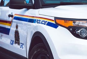 Yarmouth Town RCMP are investigating a vehicle collision involving two pedestrians.