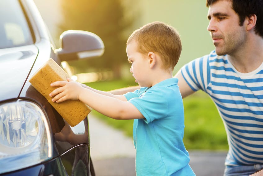 The biggest trick to keeping your car clean is maintenance. It's easy to put that job off, but it can make it harder to clean in the long run, and you may never get some tough spots out. - STORYBLOCKS