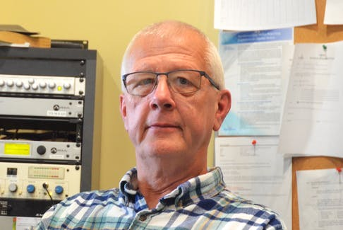 New Minas Village Commission Chairman Dave Chaulk says it's important for the New Minas Water Commission to have the authority to issue conservation orders, but he hopes the utility never has to put that authority to use. FILE PHOTO