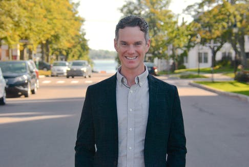 """Cornwall-Meadowbank Green candidate Todd MacLean said he decided to run in the upcoming byelection because electoral politics offers the """"most direct route"""" to bringing about the change he would like to see."""