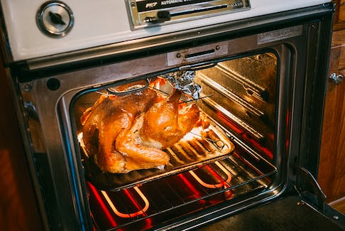 There are plenty of ways to prepare your Thanksgiving turkey, but brining it will help seal the juices in, says Brooks Hart, an instructor at the Strait Area campus of  Nova Scotia Community College. - UNSPLASH/ASHIM SILVA