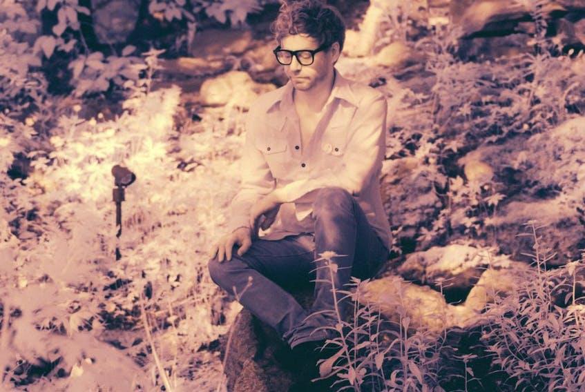 Calgary singer-songwriter Matthew Swann, aka Astral Swans. Photo by Tiffany Leung.