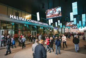 The Halifax Convention Centre was a popular meeting spot during the Memorial Cup in 2019. Management is seeing signs the event business is returning in a significant way.