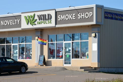 Wild Impulse Inc. in Charlottetown was found guilty and fined $400 in provincial court on Oct. 4 for selling flavoured vaping products.