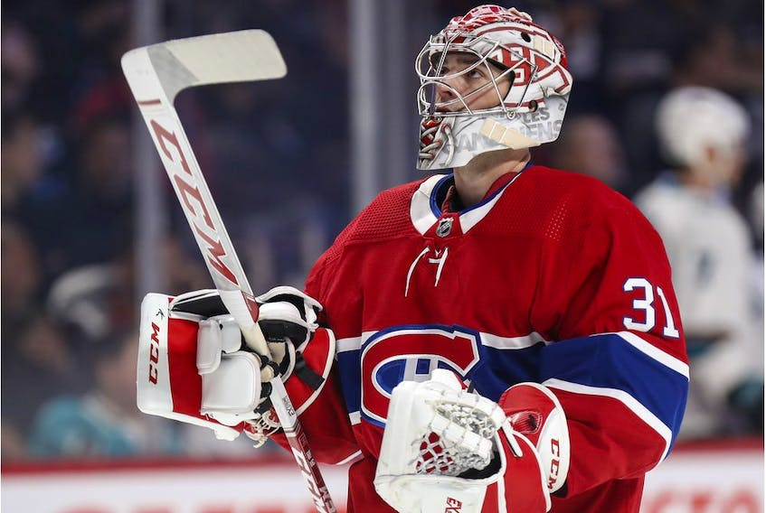 Goaltender Carey Price has excelled during his 14 seasons with the Canadiens, playing one of the most pressure-packed positions in pro sports.