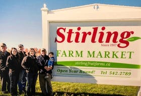 Stirling's Farms in Nova Scotia's Annapolis Valley is all about family. They delight in sharing a taste of life on their farm with visitors anxious to experience it thanks to the growing agritourism industry.