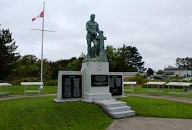 The Westville cenotaph
