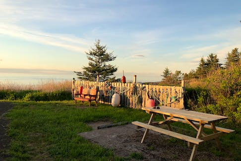 Another of Annapolis County's scenic alternative transportation assets is Young's Cove Coastal Access Park. CONTRIBUTED.