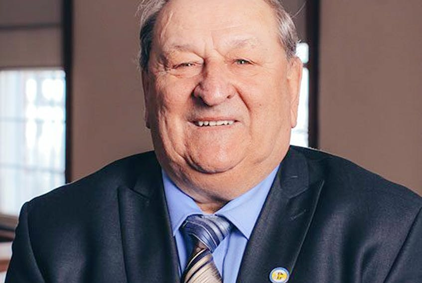 Alfred Poirier, Inverness County Councillor, has announced his retirement.
