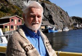 Dag Friis, vessel stability expert and professor emeritus of ocean architecture and engineering, Memorial University. Joe Gibbons/The Telegram