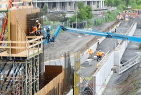 The construction sector has added 10,000 jobs since the beginning of the pandemic in Ottawa.