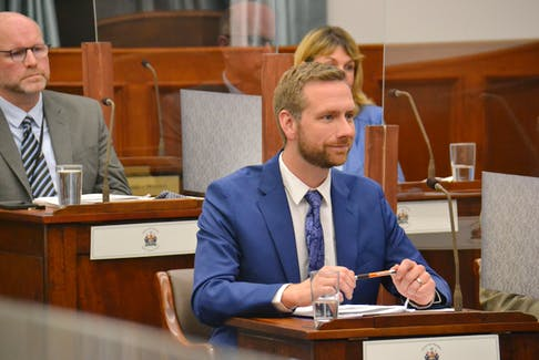 Brad Cowill, deputy minister of Environment, Energy and Climate Action, estimated that the province's irrigation strategy will be in place, thus allowing permits for high capacity wells, by April of 2022