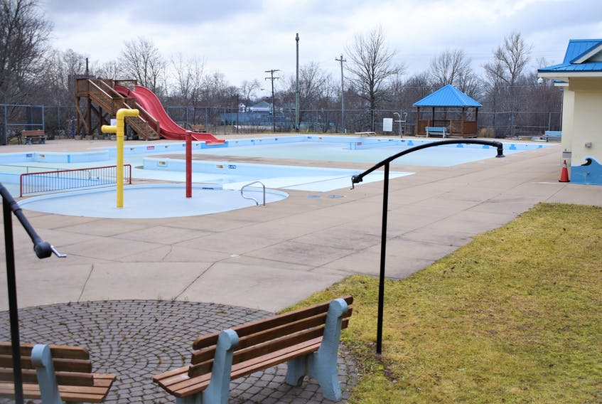 Several food and beverage establishments are fundraising for repairs to Victoria Park's pool, which needs up to $1 million in upgrades.