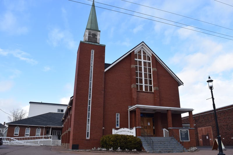 First Baptist Church, Truro. - Chelsey Gould