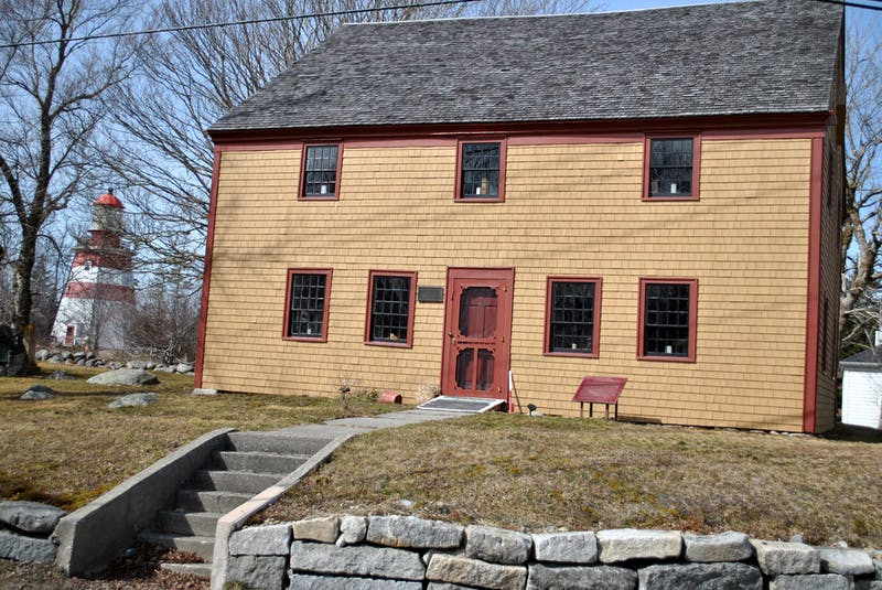 The Old Meeting House Museum in Barrington. KATHY JOHNSON - Kathy Johnson