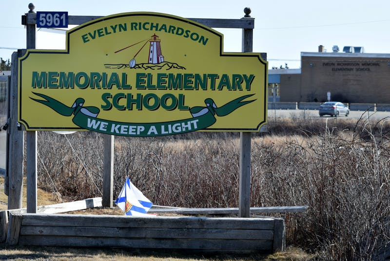 The Evelyn Richardson Memorial Elementary School (ERMES) in Shag Harbour. KATHY JOHNSON - Kathy Johnson