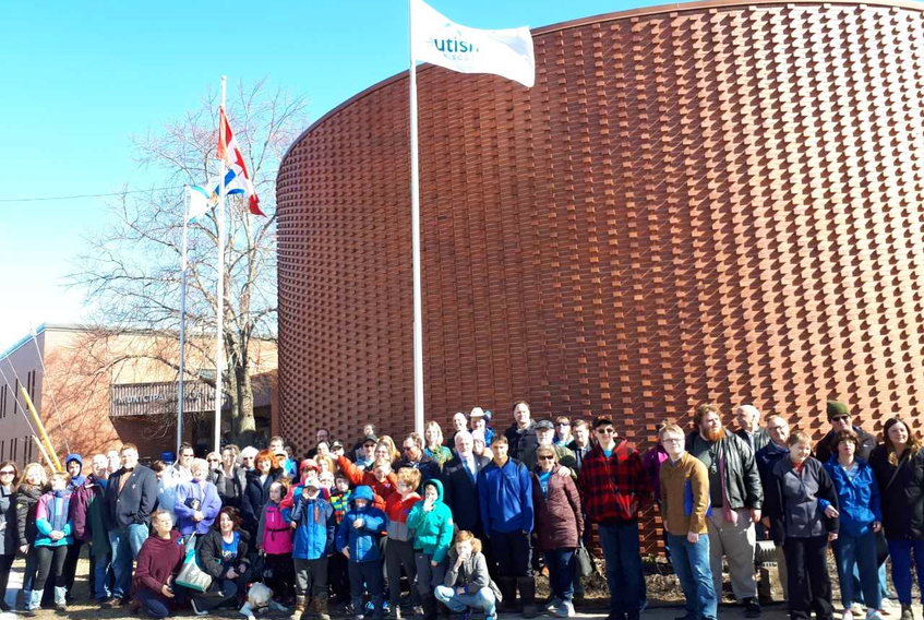 With the exception of 2020, the County of Kings has hosted a flag raising and proclamation ceremony in recognition of Autism Acceptance Month every April for the past several years. CONTRIBUTED
