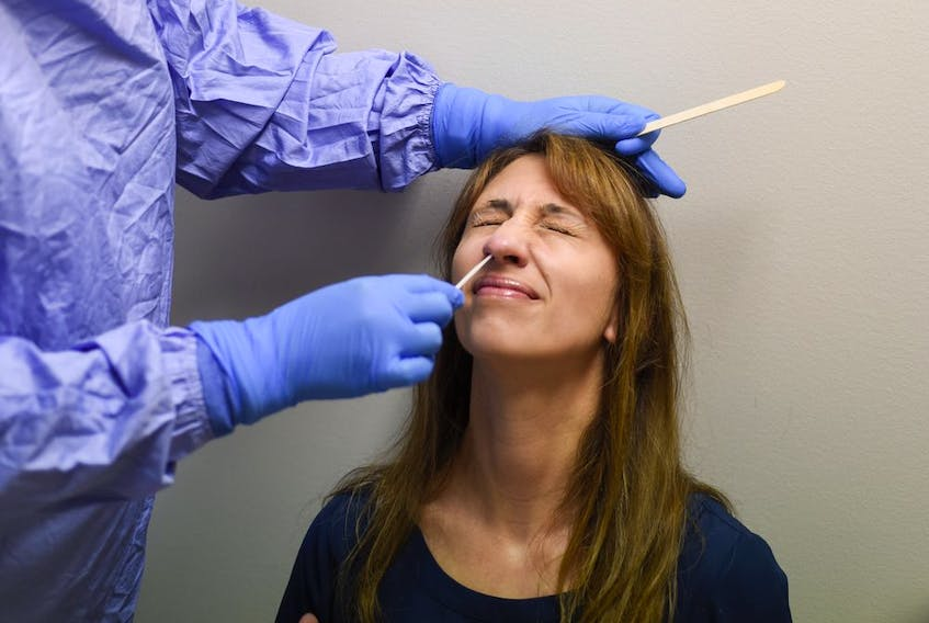 When the familiar nose-swab test returns a positive result for COVID-19, analysis in the following day or two can reveal the tell-tale mutations of variants.