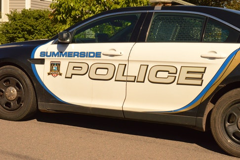 Summerside Police said they couldn't comment on the matter but they are aware and investigating. Photo by Alison Jenkins