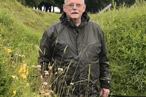 A trip to Beaumont Hamel gave him an even greater appreciation for Newfoundlanders, says Ed Healy, who moved to the province from England in 1965.  CONTRIBUTED