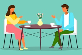 After meeting online, first in-person dates are often a mutual test of whether to stay connected or move on.