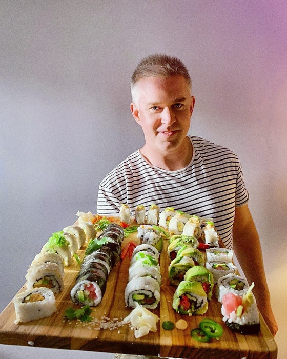 Chef Adam Ullock, who grew up in Hants County, is returning to the region to become the head chef at the Hole in the Wall restaurant on Water Street in Windsor. - Contributed