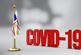 Newfoundland and Labrador reported one new case of COVID-19 on Sunday, April 11.