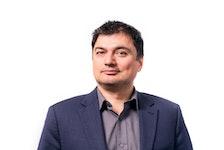 Jordan Kyriakidis, CEO of QRA Corp. in Halifax.