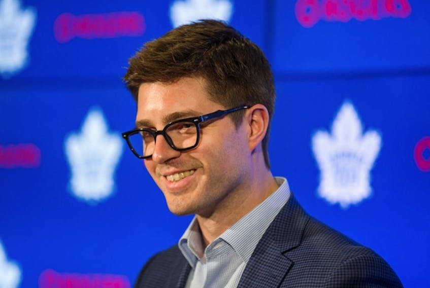 Maple Leafs GM Kyle Dubas acquired depth defenceman Ben Hutton and forward Antti Suomela on Monday, completing a whirlwind of Toronto trades that included the additions of forwards Nick Foligno, Stefan Noesen, Riley Nash and goaltender David Rittich in the preceding days.