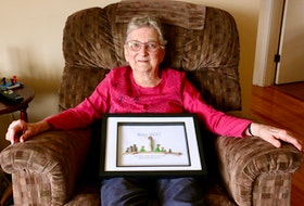Lydia Crossley, 85, has spent more than 60 years helping couples tie the knot. Last month, she retired as a deputy issuer of marriage licences for Hants County.