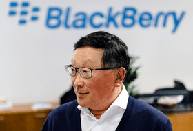 BlackBerry Ltd. CEO John Chen.