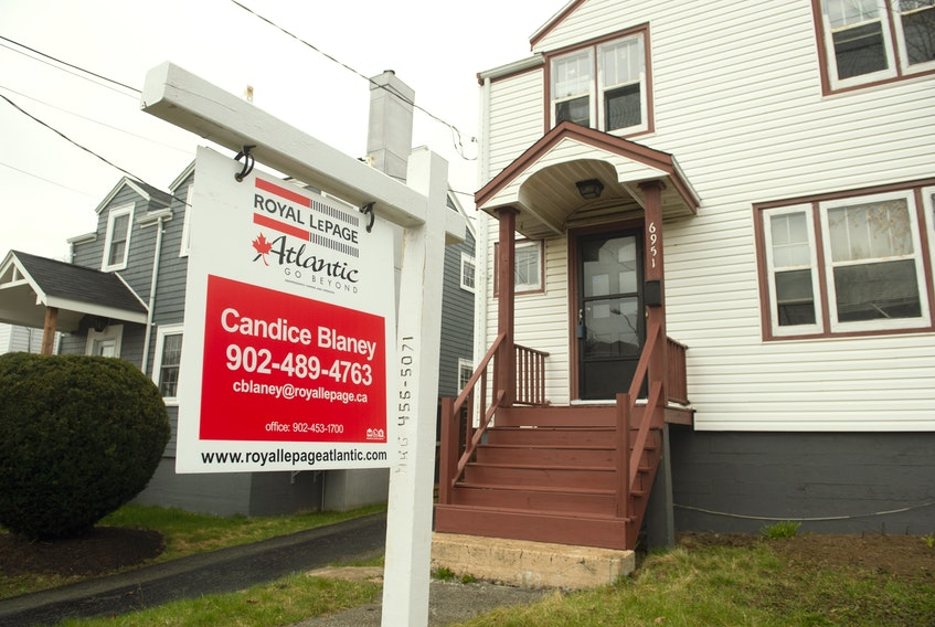A recent Royal LePage study confirms what anyone looking for a house already knows — prices are way up. Ryan Taplin - The Chronicle Herald