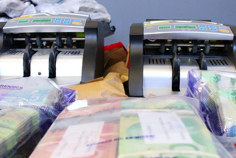 The province's top court has quashed the federal Crown's attempt to keep more than $100,000 in cash Halifax Regional Police seized from a Dartmouth man.