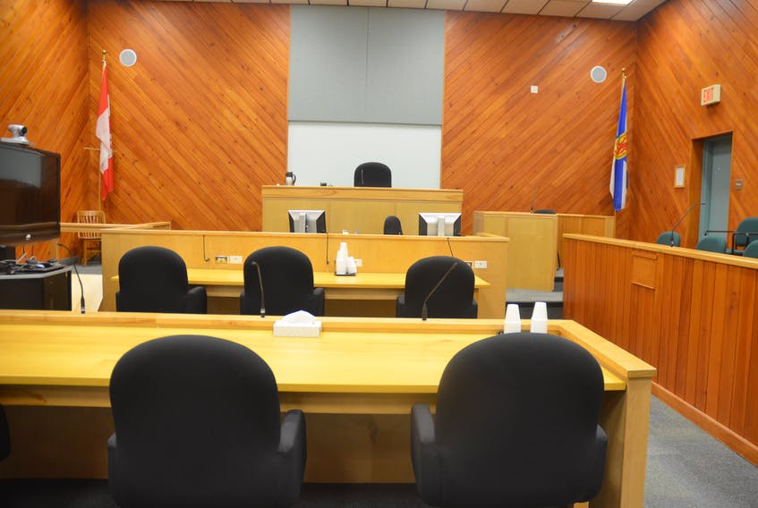 The Kentville law courts. FILE PHOTO