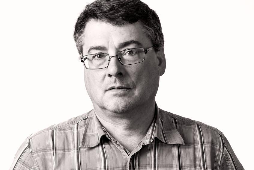 Russell Wangersky. — SaltWire Network photo