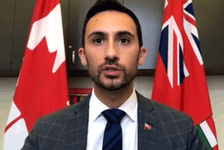 Stephen Lecce, Ontario Education Minister, has had a sudden change of mind on whether to close the province's school.