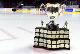 The Canadian Hockey League announced on Tuesday the cancellation of the 2021 Memorial Cup tournament due to the COVID-19 pandemic. This marks the second time in as many years the prestigious trophy won't be handed out to a major junior team because of the pandemic. CONTRIBUTED • CANADIAN HOCKEY LEAGUE