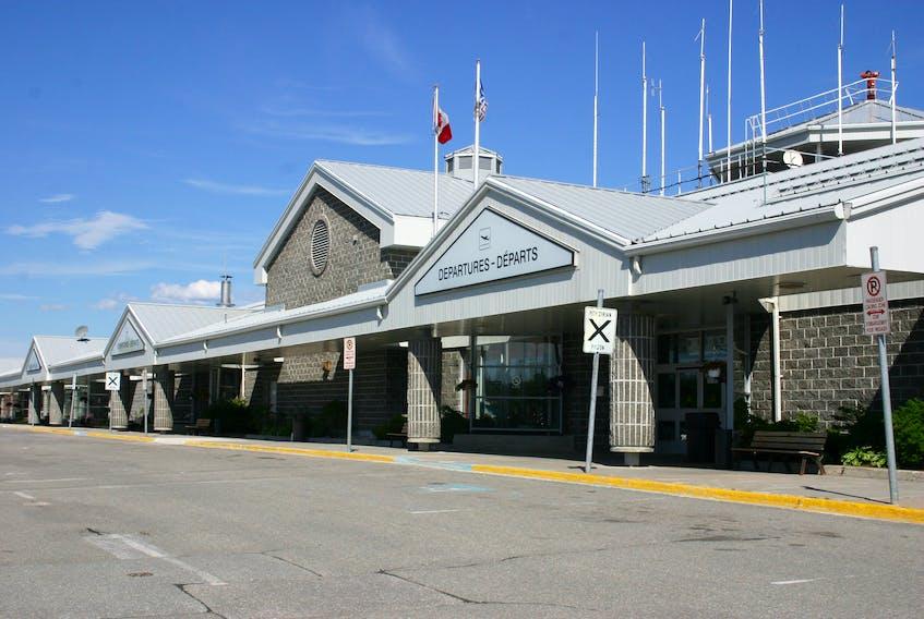 Deer Lake Regional Airport.