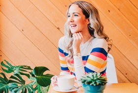 Halifax fashion blogger Kayla Short, who runs the blog Short Presents, encourages women to dress how they feel the most confident rather than following trends or rules.