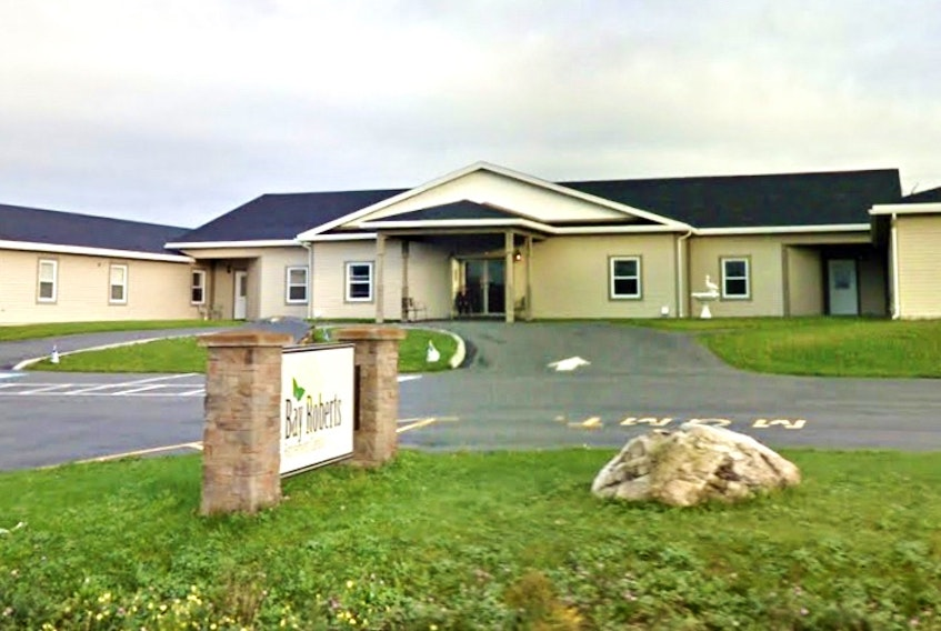 The Bay Roberts Retirement Centre.