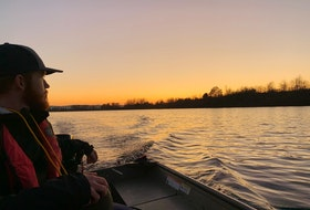 Josh Nowen is the new head coach at the Pisiquid Canoe Club in Windsor. - Contributed