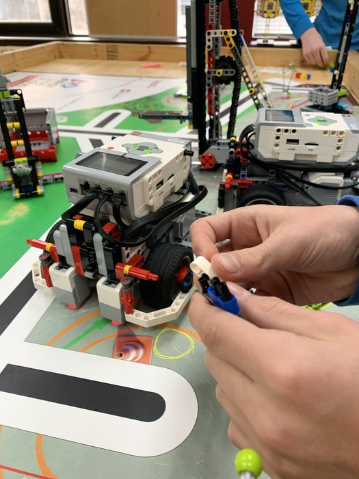 Robotics competitions offer fun, hands-on learning experiencing in the realm of science, technology, engineering, and math (STEM). - Contributed