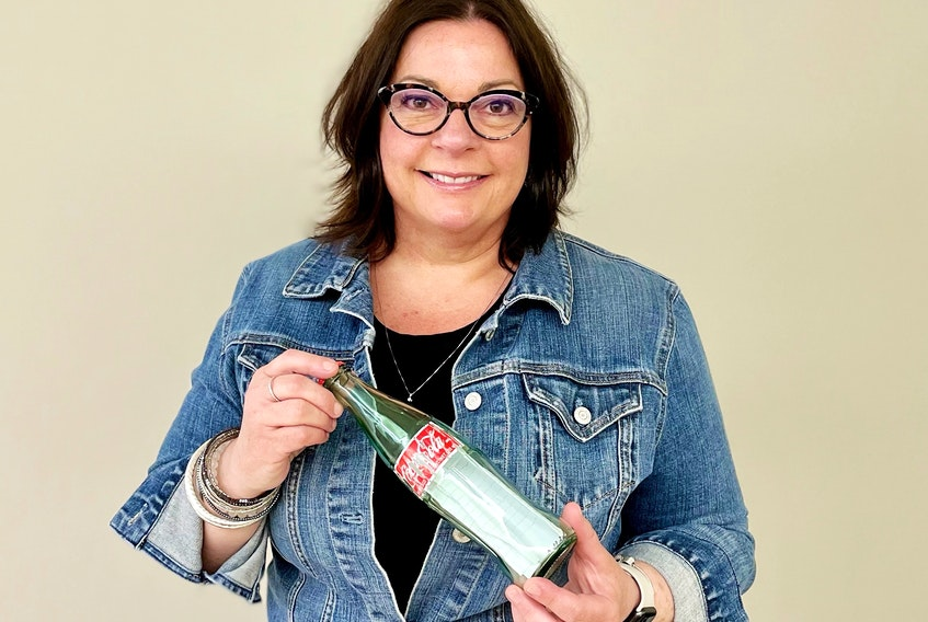 Mindy Ross's father tossed a bottle off his boat close to four decades ago while fishing on Georges Bank. Ross was recently contacted by the recipient.