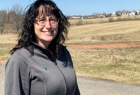 Michelle Doucet, president of CUPE Local 5204 representing care workers at two Amherst adult residential facilities, is frustrated with a provincial decision not to vaccinate workers at centres such as where she works.