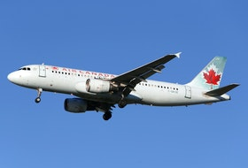 Air Canada will resume flights to and from Happy Valley-Goose Bay — and other communities that saw services cut as a result of COVID-19 — following a deal with the federal government. File Photo